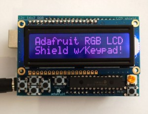 LCD Display Board