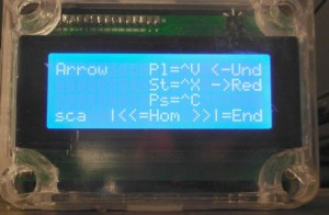 Arrow Mode Display