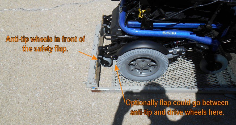 New Wheelchair | CY's Tech Talk