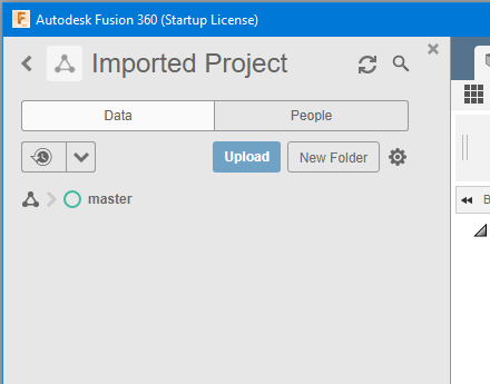 Workaround for Saving Fusion 360 Projects with Linked